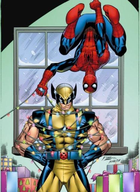 spiderman_wolverine_xmas