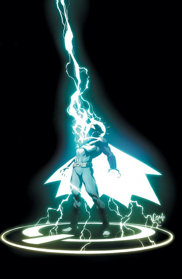 Batman12 - Greg Capullo