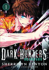 Dark Hunters Infinity - Cover