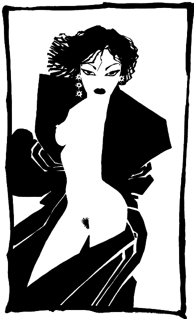 Frank-Miller-Sin-City-pin-up-