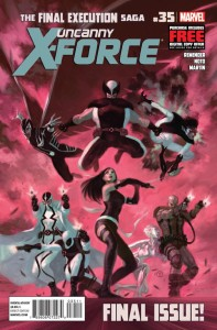 Uncanny X-Force 35