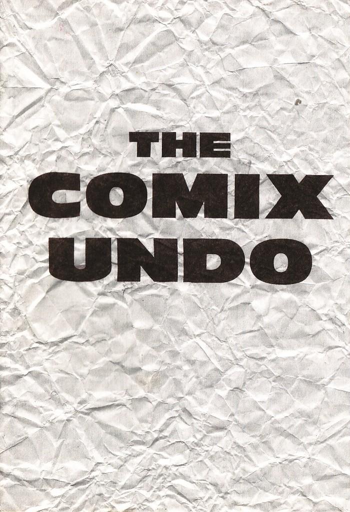 COMIX UNDO 1