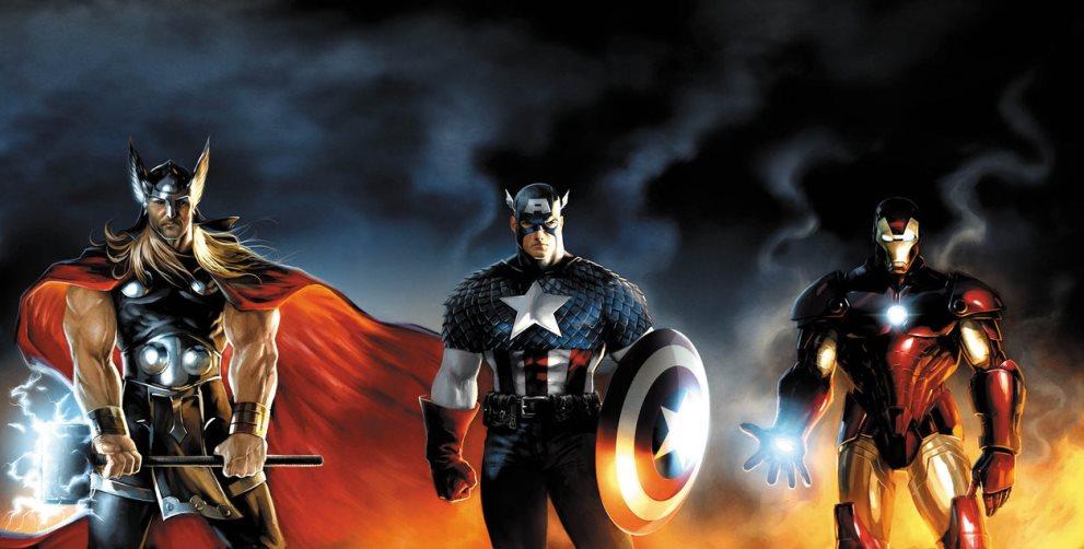 Avengers_by_JPRart