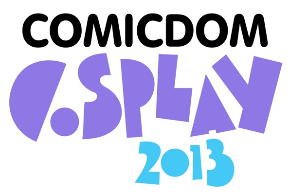Comicdom_Cosplay_2013_Logo