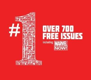 Marvel 700 free