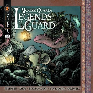 Mouse Guard Legends of the Guard Vol. 2 #1