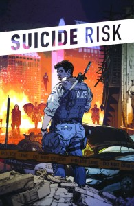 Suicide Risk #1 - Cover