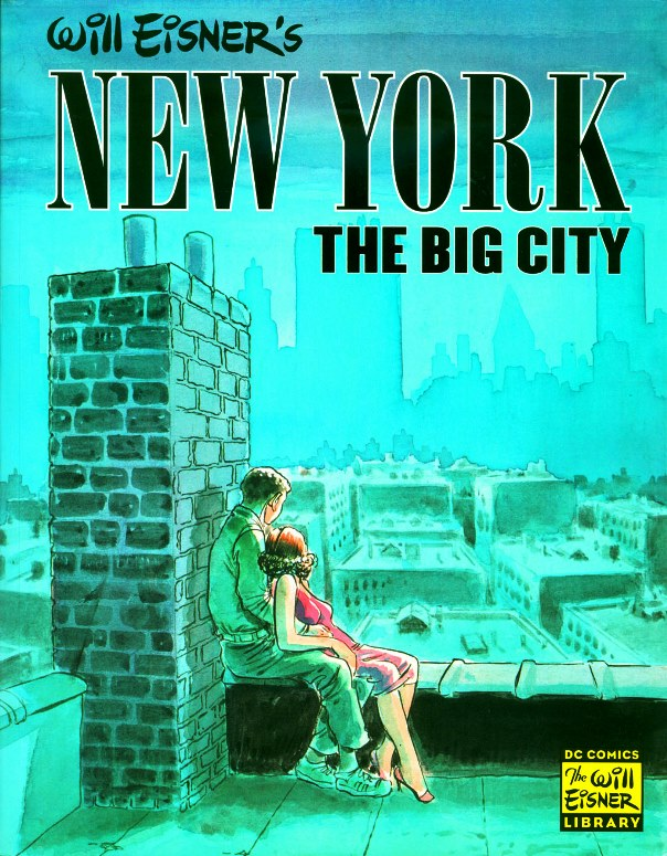 Will-Eisner-New-York-the-big-city-cover