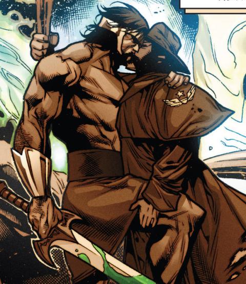 Και σε ένα παράλληλο σύμπαν ο Wolverine είναι το αγόρι του Hercules!