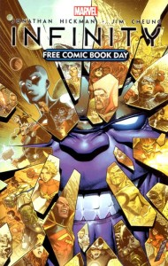 Marvel Infinity FCBD 2013