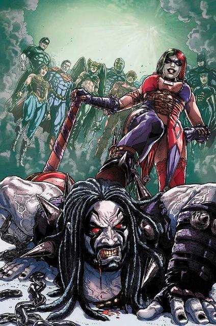 DC artwork