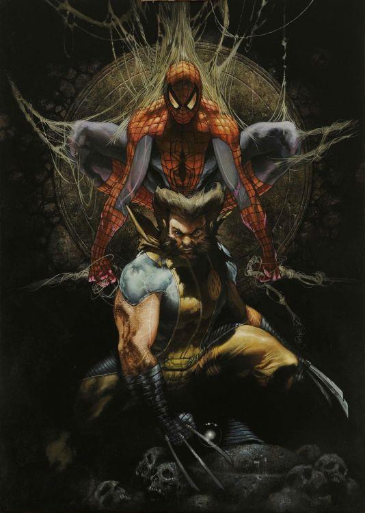simonebianchi-Spiderman_Wolverine