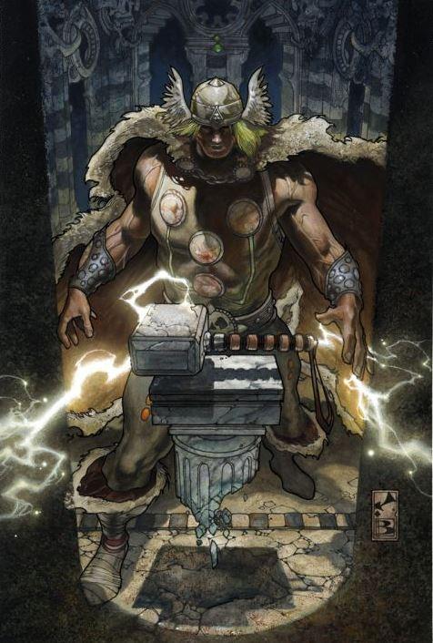 simonebianchi-Thor _ 6 cover