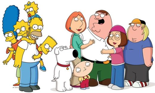 simpsons-family-guy