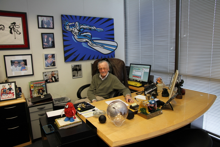 stan-lee-office