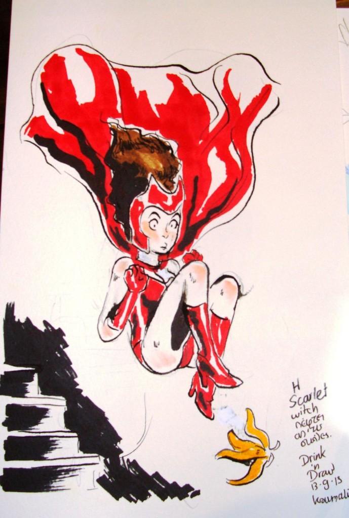 Scarlet Witch - Koumaki