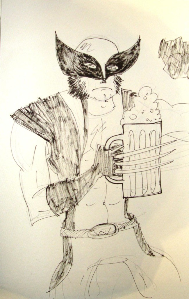Wolverine - Adamopoulou