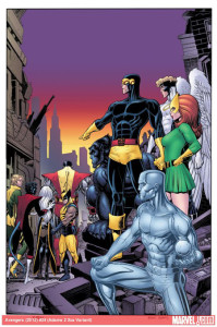 Avengers #92
