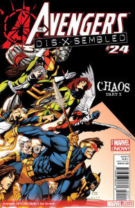 Avengers #500