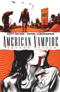 AMERICAN VAMPIRE SECOND CYCLE 1