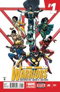 New Warriors 1