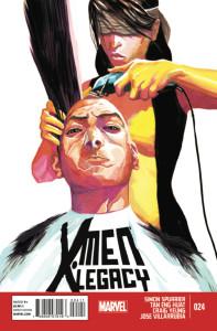 X-Men Legacy 24