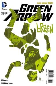 Green-Arrow-32-Cover