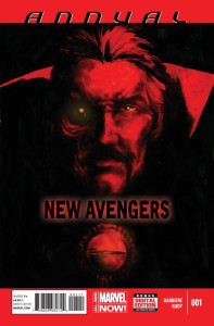 New Avengers Annual 1