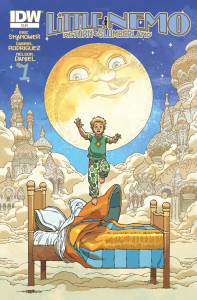 Little Nemo Return 1