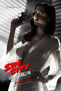 Poster - Eva Green