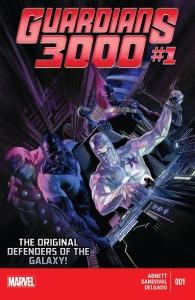 Guardians 3000 cover