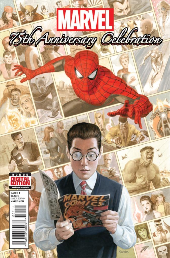 Marvel 75th