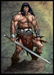 Conan the Cimmerian 2014 fc