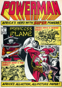 Powerman #21 - Cover