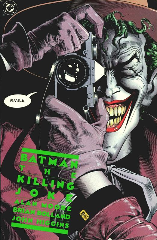The Killing Joke - Cover - Small