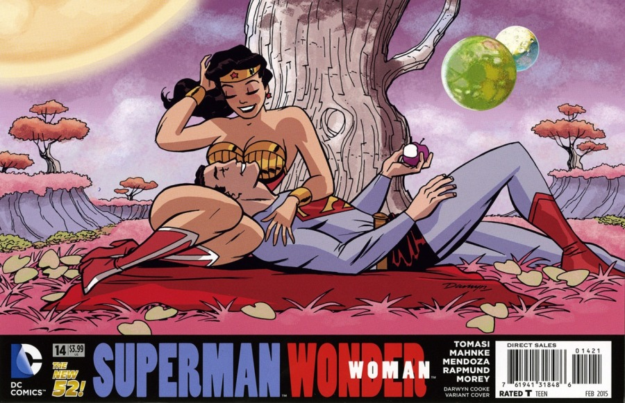 Superman-Wonder-Woman-14-Darwyn-Cooke-Variant