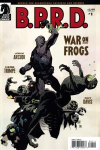 BPRD_War_on_Frogs_1