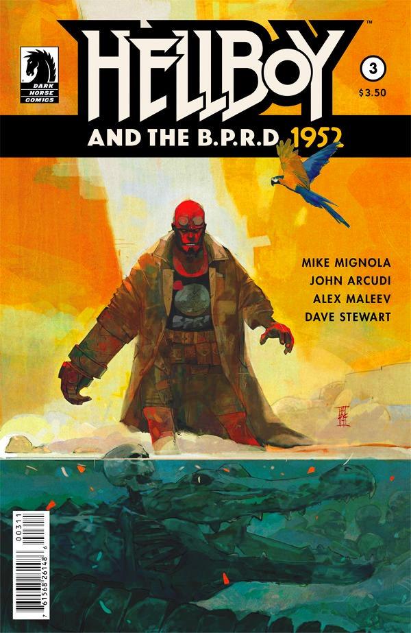 Hellboy 1952 3