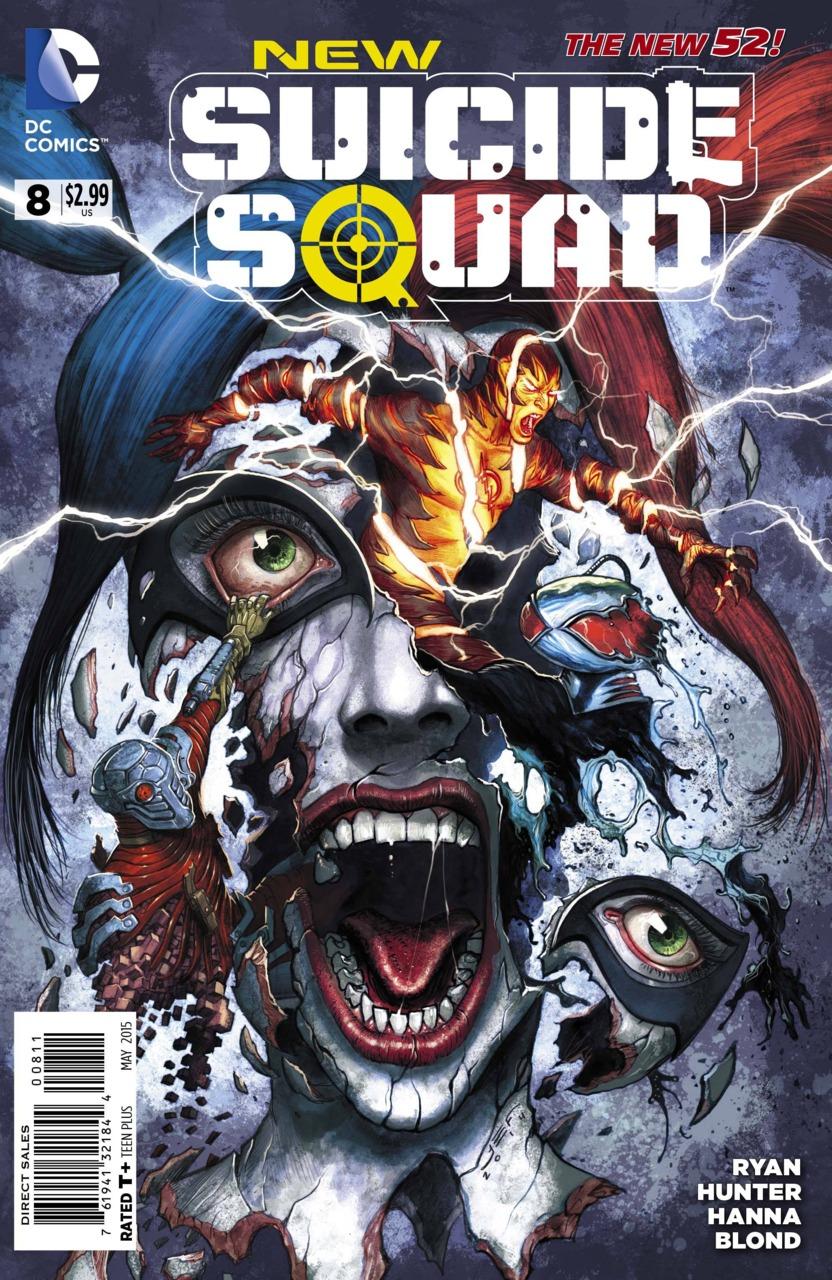 New Suicide Squad 8
