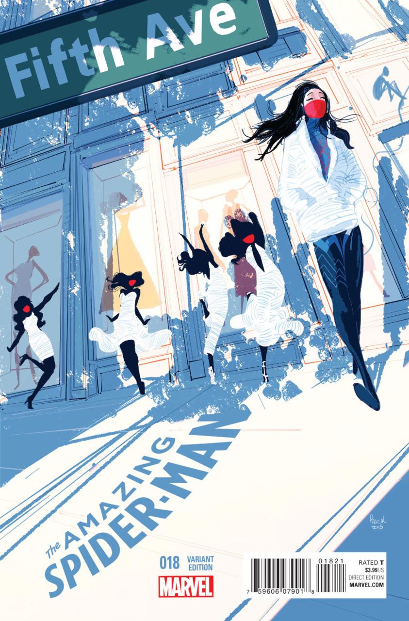 Amazing Spiderman 18