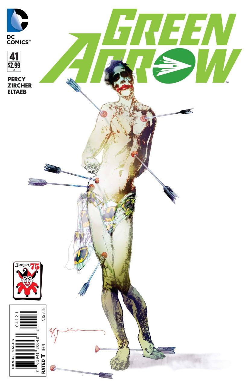 Green Arrow 41