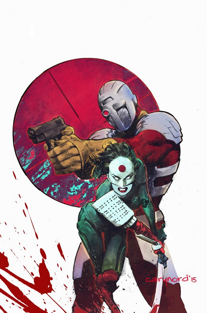 Suicide Squad Most Wanted: Deadshot/Katana