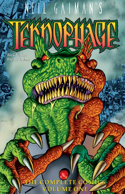 Neil Gaiman's Tecknophage