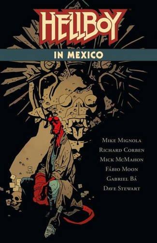 Hellboy in Mexico SC