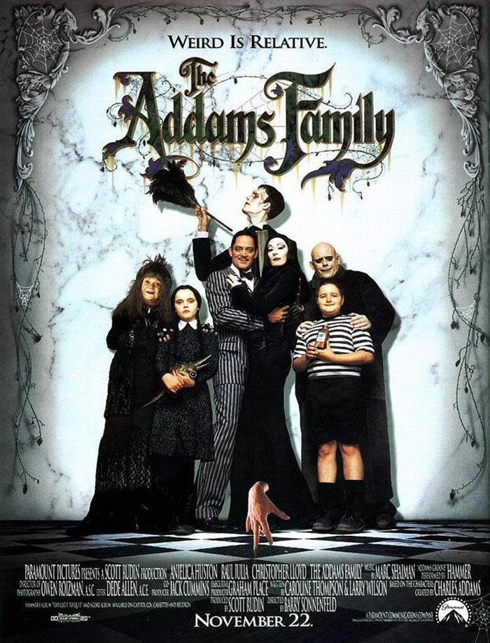 Τhe Addams Family