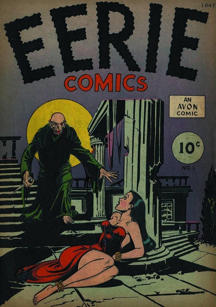 Eerie Comics