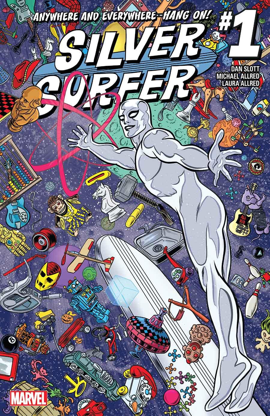 Silver Surfer (Slott/Allred)