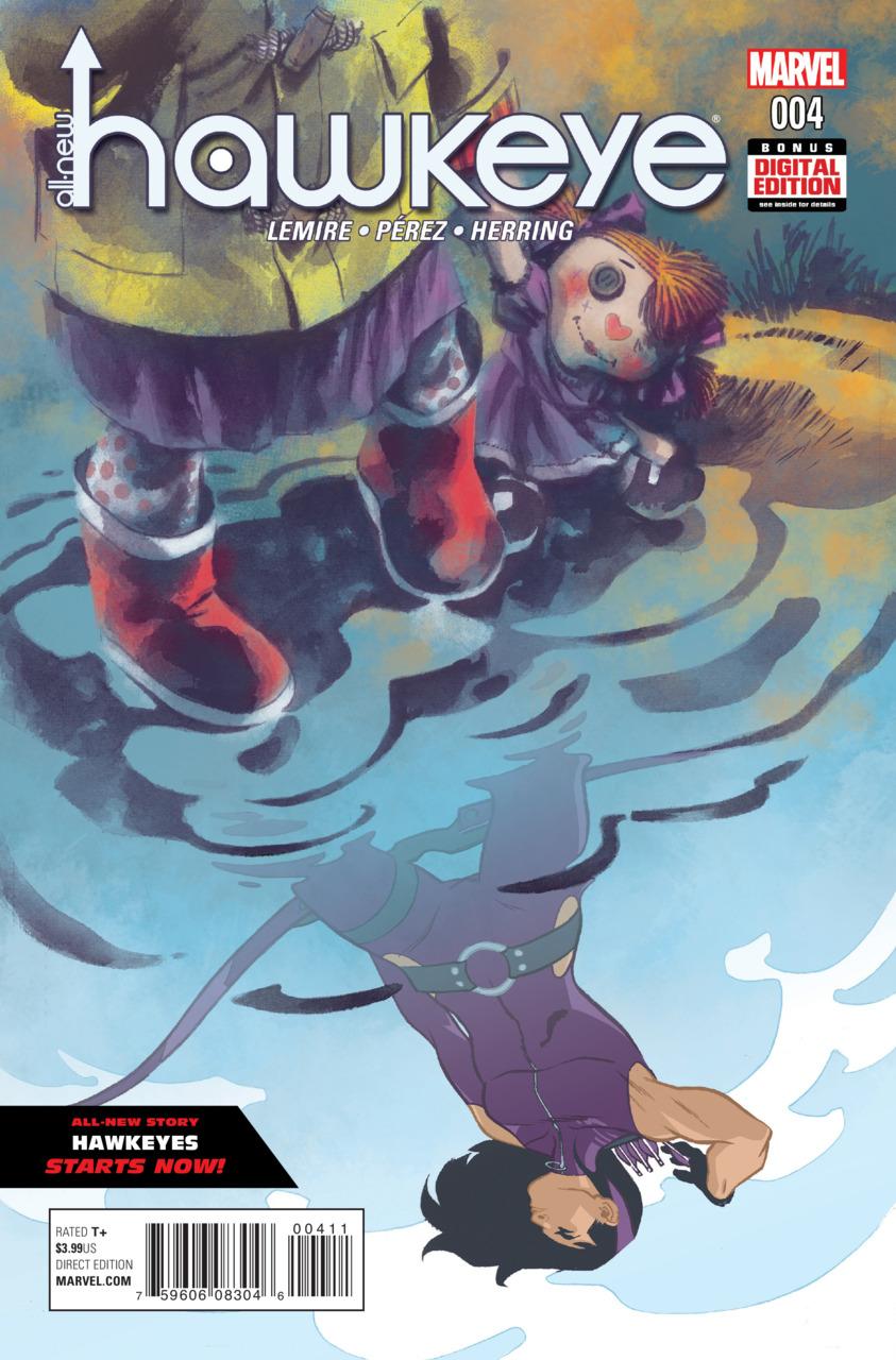 All-New Hawkeye