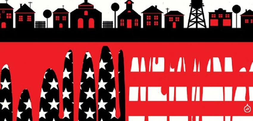 American Monster #1 AfterShock Comics