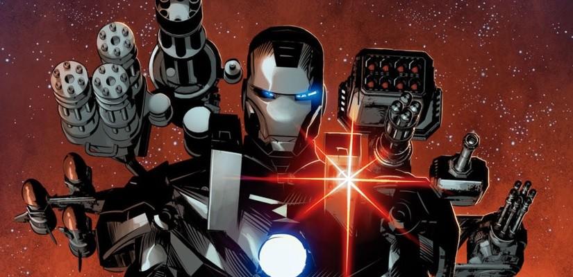 Invincible Iron Man #6 Marvel Comics